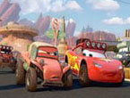 Cars 2 Race Wars Puzzle