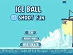 Ice Ball Shoot Fun