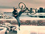 New Winter Bmx Jam