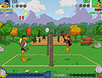 Tricky Duck Volleyball