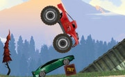 Monster Truck Flip Jumps