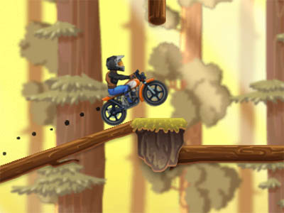 X-Trial Racing Mountain Adventure