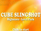Cube Slingshot - Highscore Level Pack