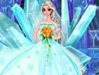 Elsa Perfect Wedding Dress