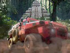 New Monster Truck Jungle Challenge