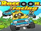 Raccoon Racer