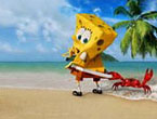 Spongebob Out Of Water Puzzle