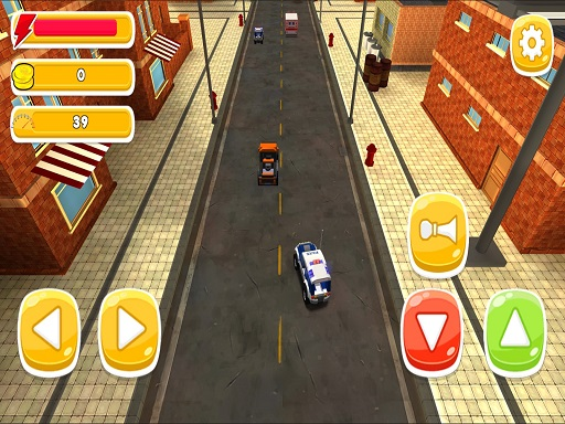 Endless Toy Car Racing 2k20